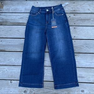 Jag Lydia high-rise wide leg jeans